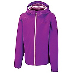 Craghoppers - Girls Fuschia liliya jacket