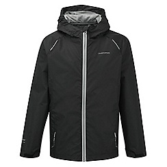 Craghoppers - Kids Black/black manzur jacket