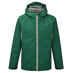 Craghoppers - Kids Alpgreen/qugrey manzur jacket