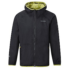 Craghoppers - Black prolite waterproof jacket