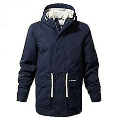 Craghoppers - Kids Soft navy Robin waterproof jacket