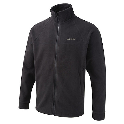 Craghoppers - Black Basecamp 200 Interactive Fleece