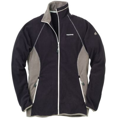 Black Mission Full Zip Fleece