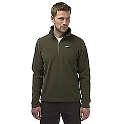 Craghoppers - Evergreen corey half zip