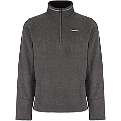 Craghoppers - Black pepper corey half zip
