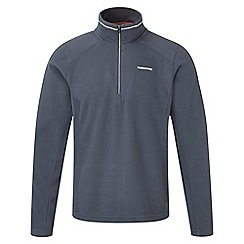Craghoppers - Windsor blue corey half zip