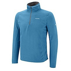 Craghoppers - DeepSeaGreen Corey III Half-Zip Fleece