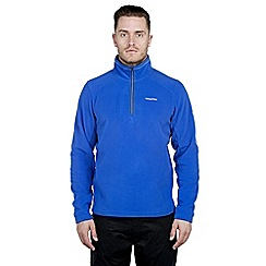 Craghoppers - Imperial blue corey iii half-zip fleece