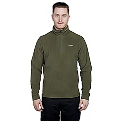 Craghoppers - Evergreen corey iii half-zip fleece