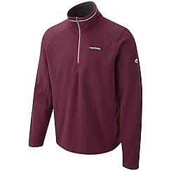 Craghoppers - Burgundy kiwi interactive jacket