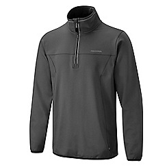 Craghoppers - Black pepper ionic half zip