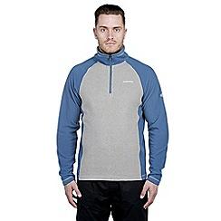 Craghoppers - Quarry grey union half-zip fleece