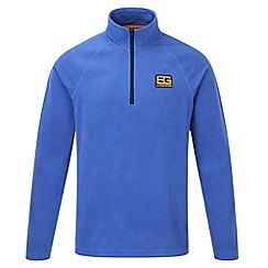 Bear Grylls - Extreme blue bear core half-zip fleece