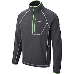 Craghoppers - Black pepper jasper half-zip fleece