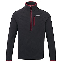 Craghoppers - Black jasper half-zip fleece