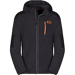 Bear Grylls - Black pepper bear survivor pro fleece jacket