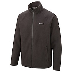 Craghoppers - Black basecamp interactive ii fleece jacket
