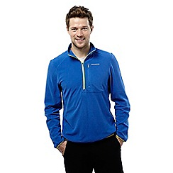Craghoppers - Sport blue pro lite half zip fleece