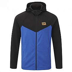 Bear Grylls - Extreme blue bear core microfleece hooded jacket