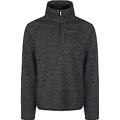 Craghoppers - Black pepper swainby half-zip fleece