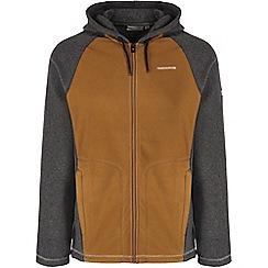 Craghoppers - Olive/black pepper union hooded jacket