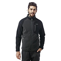 Craghoppers - Black pepper/black Ryeland interactive fleece jacket