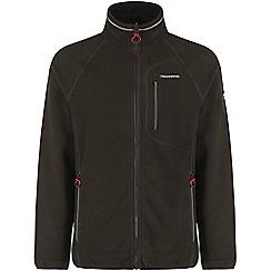 Craghoppers - Dark khaki ryeland interactive jacket