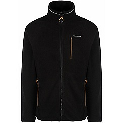 Craghoppers - Black ryeland interactive fleece jacket
