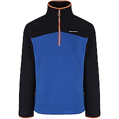Craghoppers - Cobalt/dark navy ionic ii half-zip fleece