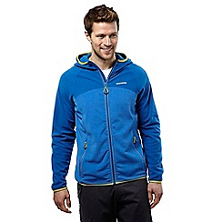 Craghoppers - Sport blue ionic ii hooded jacket