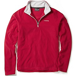 Craghoppers - Chilli selby half zip microfleece