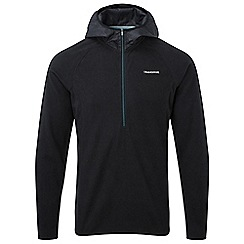 Craghoppers - Black pro lite hybrid fleece hoody