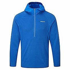 Craghoppers - Sport blue pro lite hybrid fleece hoody
