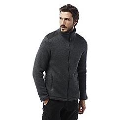 Craghoppers - Dark grey Caledon insulating fleece jacket