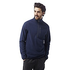 Craghoppers - Night blue Liston half zip insulating fleece
