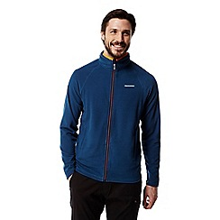 Craghoppers - Deep blue Discovery adventures full zip fleece