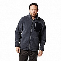 Craghoppers - Blue 'Edvin' mountain style fleece jacket