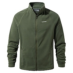 Craghoppers - Green 'Selby' full zip fleece