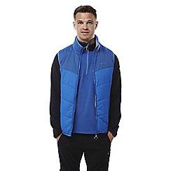 Craghoppers - Sport blue/blue Compresslite packaway water-resistant vest