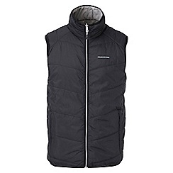 Craghoppers - Black / grey compress lite vest