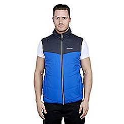 Craghoppers - Imperial blue compress lite vest