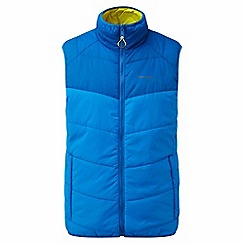 Craghoppers - Deep china blue compresslite packaway vest