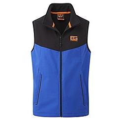 Bear Grylls - Extreme blue bg softshell vest