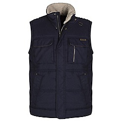 Craghoppers - Dark navy faceby vest