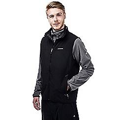 Craghoppers - Black/black rudby pro series vest