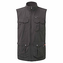 Craghoppers - Black pepper nosilife adventure gilet