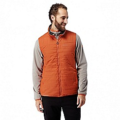 Craghoppers - Orange and grey Compresslite insulating vest
