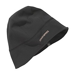 Craghoppers - Black softshell hat