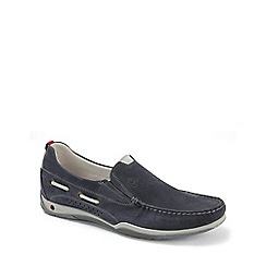 Craghoppers - Dusk blue gela travel moccasins