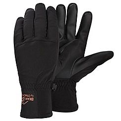 Bear Grylls - Black bear softshell gloves